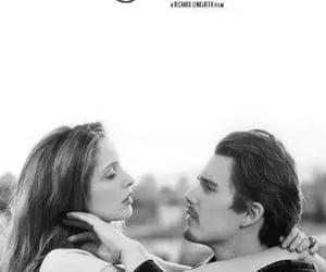 before sunrise, classic, and ethan hawke image