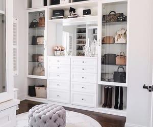 fashion, interior, and closet image