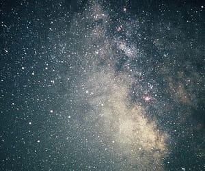 stars, galaxy, and sky image