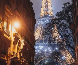 paris, photographie, and tour eiffel image