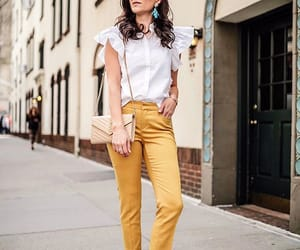 fashion, work outfit, and what to wear to work image