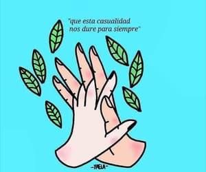 frases, español, and amor image