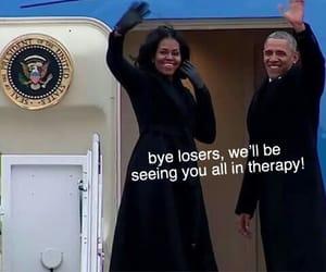michelle obama, memes, and obama image