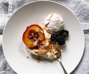 almond, bake, and beautiful image