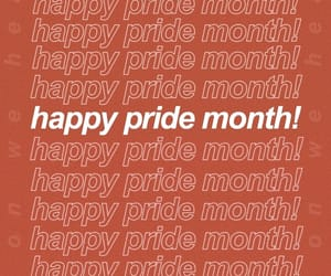 aesthetic, lgbtq, and pride month image