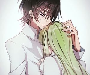anime, code geass, and cc image