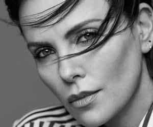 Charlize Theron, sexy, and girl image