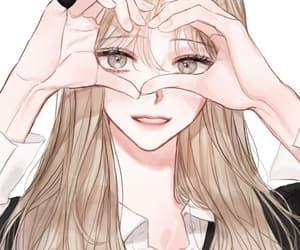 anime, cool, and girl image