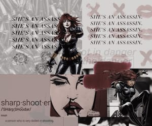 aesthetic, endgame, and natasha romanova image
