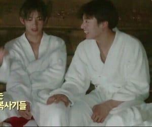 bts, kim taehyung, and taekook image