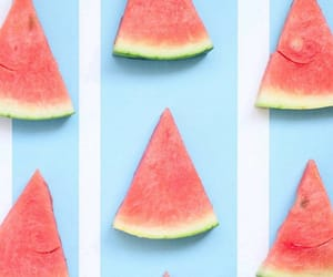 aesthetic, melon, and summer image
