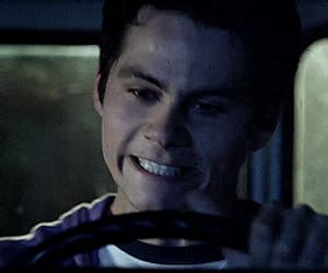 actor, gif, and teen wolf image