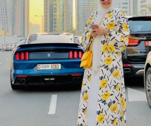 plus size hijabi image