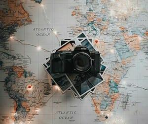 light, camera, and map image