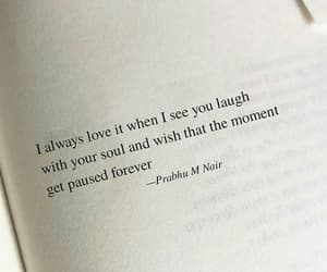laugh, poem, and poetry image