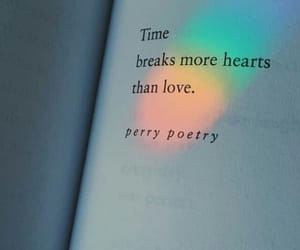 quotes, poem, and time image