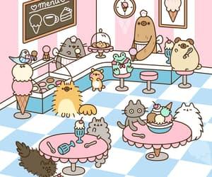 animals, animated, and cartoon image