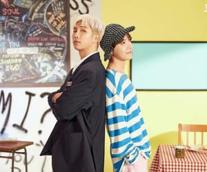 kpop, namjoon, and photoshoot image