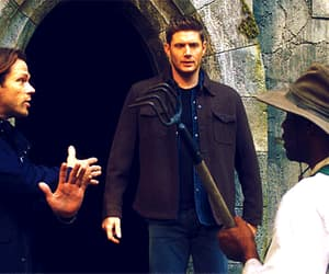 brothers, dean winchester, and supernatural image