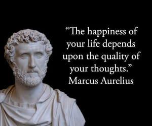 happiness and marcus aurelius image