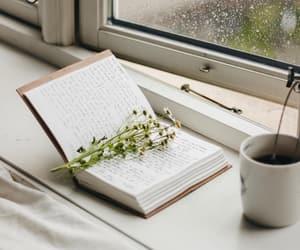 alternative, coffee, and daisy image