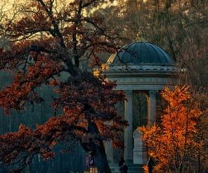 architecture, autumn, and baroque image