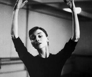 audrey hepburn, ballet, and dance image