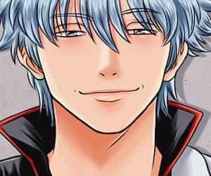 anime, gintama, and anime boy image