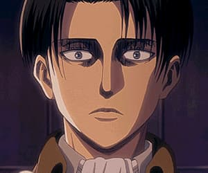 anime, levi, and livai image