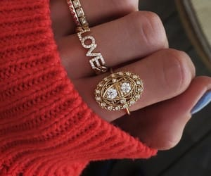 aesthetic, jewelry, and picture image