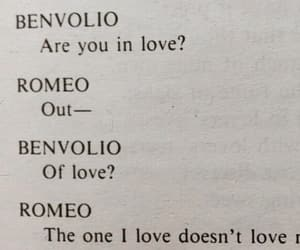 love, romeo, and quotes image