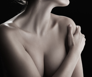 Beverly Hills, breast, and cleavage image
