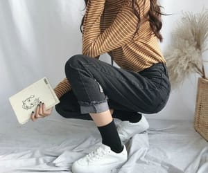 girl, ulzzang, and cute outfit image