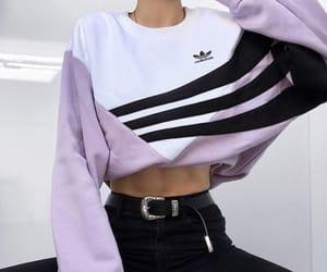 adidas, fashion, and ootd image