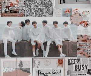 collage art, kpop, and psd image