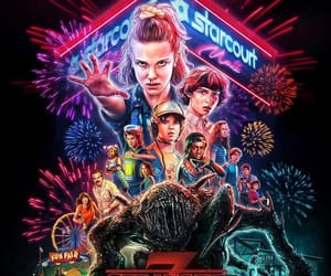 stranger things and series image
