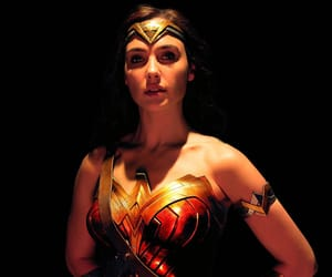 DC, movie, and wonder woman image