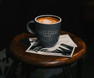 coffee, drink, and cozy image
