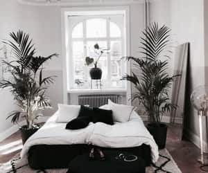 interior, bedroom, and home image