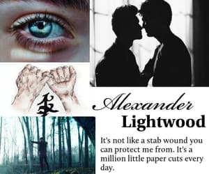 background, alec, and tmi image