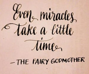 quotes, miracle, and time image