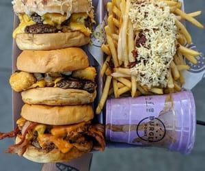 beef, cheese, and cheeseburger image