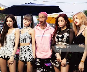 blackpink, kpop, and coachella image
