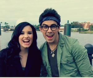 demi lovato, jemi, and Joe Jonas image