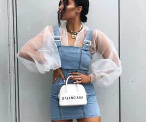 fashion and Balenciaga image