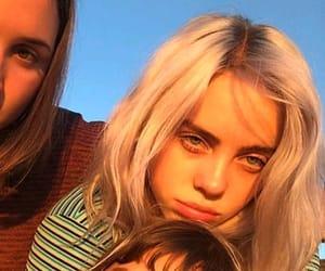 blond, blue eyes, and celebrity image