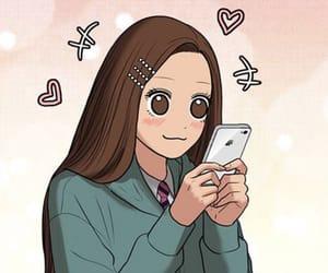 anime, funny, and korean image