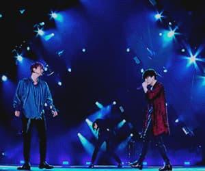 gif, jungkook, and namjoon image