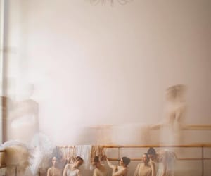 *, ballet, and cream image