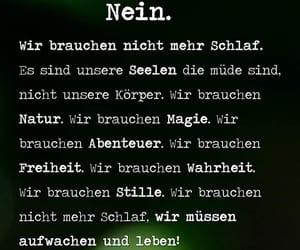 deutsch, magie, and text image